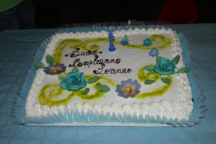 ritratto con torta 1