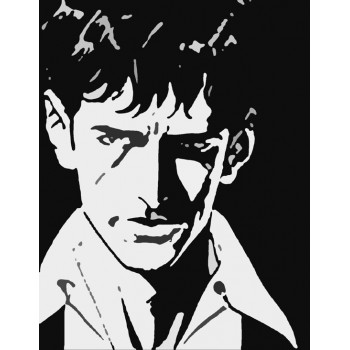 Dylan Dog Black