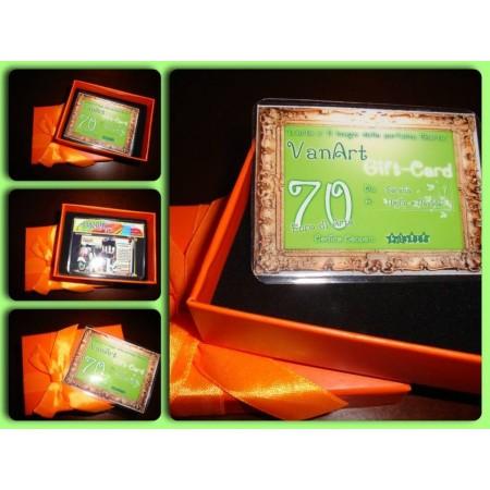 GIFT CARD 100 Euro Vanartshop