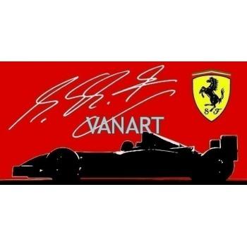 Ferrari - Firma Schumacher
