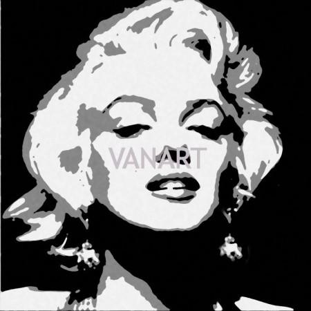 VanArt di Vanessa Christiana Simone - Marylin Monroe