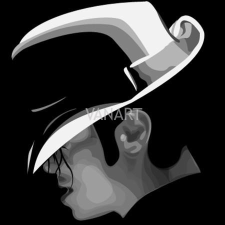 Quadro Michael Jackson 3