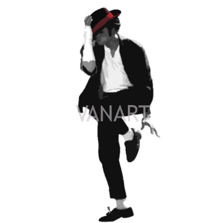 Quadro Michael Jackson 2