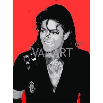 Quadro Michael Jackson 1
