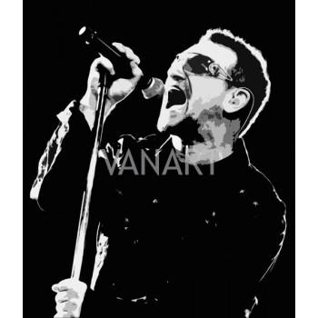Quadro U2 Bono