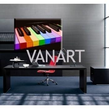 Piano Colorato