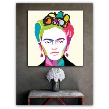 Quadro omaggio a Frida