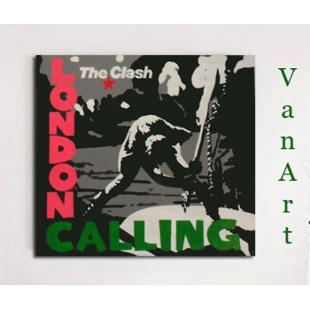 The Clash- London Calling