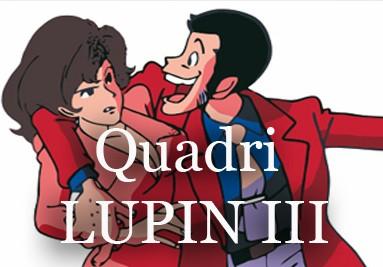 Quadri Lupin III