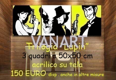Lupin trilogy