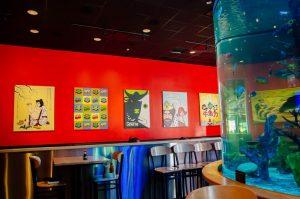 ristorante quadro pop art 4