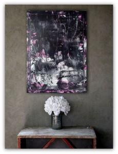 Quadro astratto moderno di Vanessa Simone in vendita sul sito www.vanartshop.it