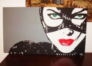Quadro Catwoman